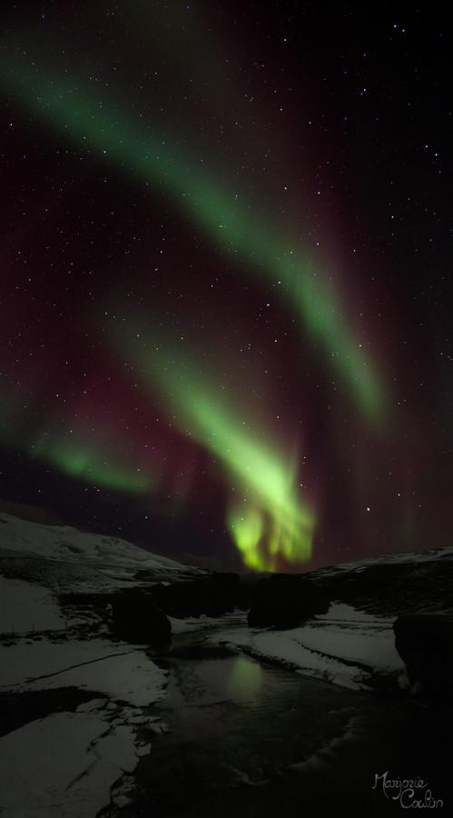 Iceland, winter 2015